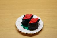 お寿司 ~LaQ~ 「いくらorたらこ」 2017/05/08 13:12:50