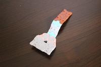 へら spatula ~LaQ~ コテ型で作りました。