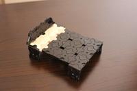 ベット ~LaQ~ お家の小物編 黒色のベットを作ってみました。
