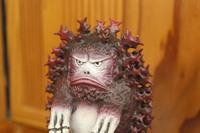 隕石怪獣ガラモン ~プラモデル~ ウルトラQに出てくる怪獣です。