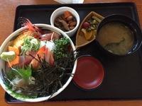 海鮮丼✳︎「あおいパーク」