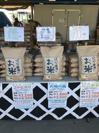 はっぴー農産 お米の特売開催中!