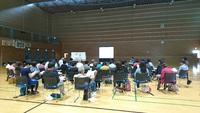 【地域の健康づくりボランティア・ヘルスサポートリーダー養成講座】が始まっています!