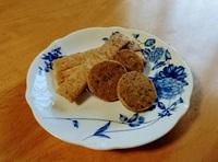 レッスンの後のお楽しみ、SAPONさんのクッキー♪