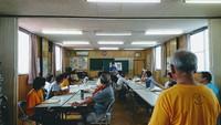 地域ぐるみで介護予防に取り組む美里地区、美里四区で元気アップ教室スタートしています!