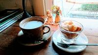 お気に入りのカフェ・プチドールさん、今月末で閉店です(泣)