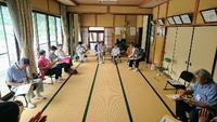 藤沢町元気アップ教室、みんなで一緒にやるから楽しくできる!