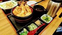 天丼でも天茶漬けでも楽しめる♪具だくさんの天ぷらおひつご飯