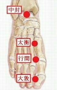 【肝腎要の肝臓は花粉症にも関わります】肝経の刺激で乗り切りたい!