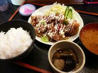 豊田-万吉食堂!
