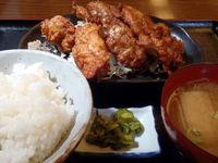 日本で3番目にデカ旨い唐揚