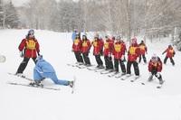 スキー合宿 3泊4日!
