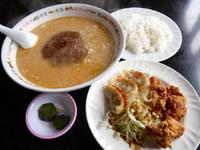 台南麺かちかち山!