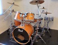 久々 ドラム復活!