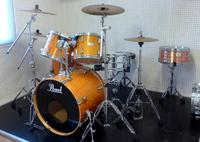 自由フリードラム練習