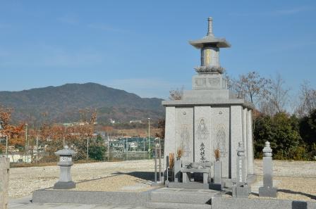 豊田市の墓地 瑞雲寺霊苑